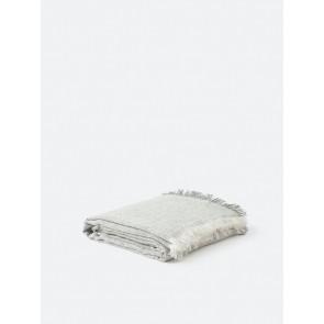 Pinstripe 100% Linen Bedspread