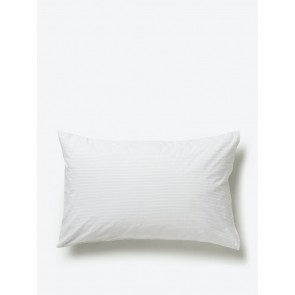 Pinstripe Organic Cotton Pillowcase Pair
