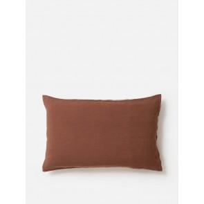 100% Linen Pillowcase Pair