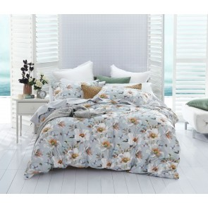 Poppy Duvet Cover Set by MM Linen