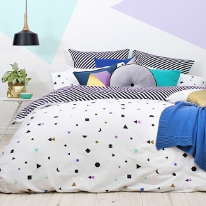 Tilo Duvet Cover Set by Bambury