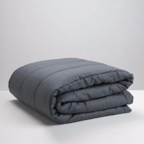 Slate Linen Quilt