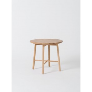 Radial Round Side Table