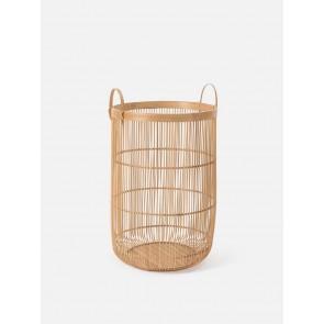 Rakei Tall Bamboo Basket