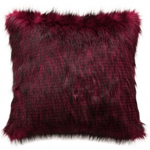 Heirloom Red Pheasant Square Cushion