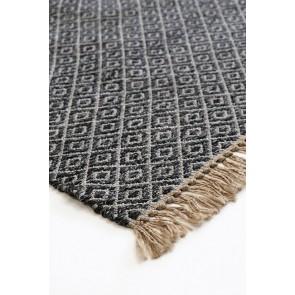 Mulberi Reef Charcoal Floor Rug