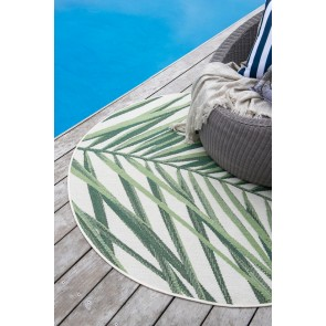 Limon In & Outdoor Royal Palm Floor Rug