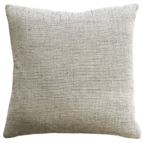 Mulberi 100% Linen Sandridge Linen-Black Cushion