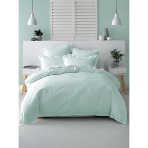 Savona Nova Duvet Cover Set - Duck Egg