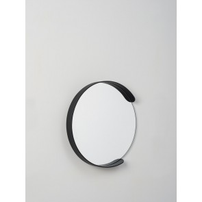 Segment Mirror Black - Large