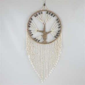 Shell Tree of Life Dreamcatcher