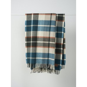 100% Wool Siesta Throw - Made in NZ