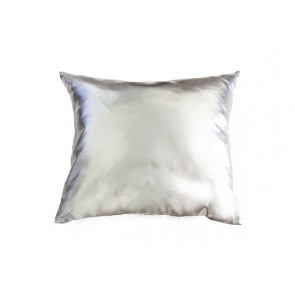 Silver Bling Cushion
