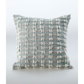 Sintra Cushion Green by MM Linen