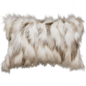 Heirloom Snowshoe Hare Long Cushion