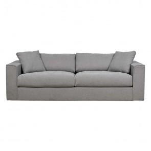 Juno Ari 3 Seater Sofa Thunder Grey