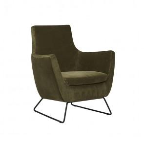Juno Dakota Sofa Chair Hunter Green