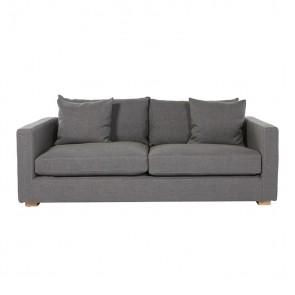 Vittoria Luisa 3 Seater Sofa Carbon