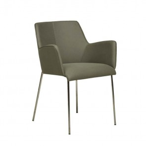 Malcolm Arm Chair Soft Olive