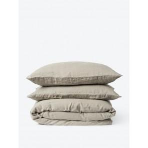 100% Linen Duvet Cover Puddle