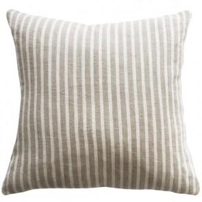 Mulberi 100% Linen Spencer Ivory-Natural Cushion