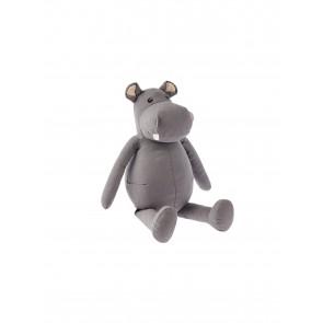 Hippo Snuggle Buddy Cushion