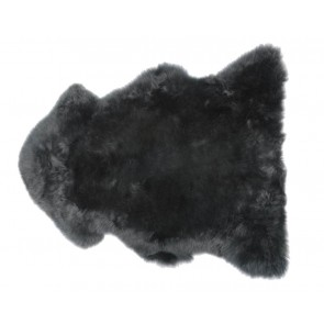 FIBRE by AUSKIN New Zealand Sheepskin Rug Steel