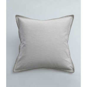 Stitch Cushion by MM Linen Pumice