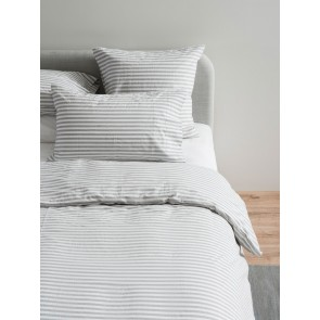 Stripe Organic Cotton Duvet Cover