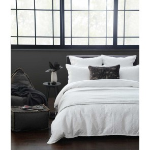 Taika Matelasse Duvet Cover Set by MM Linen