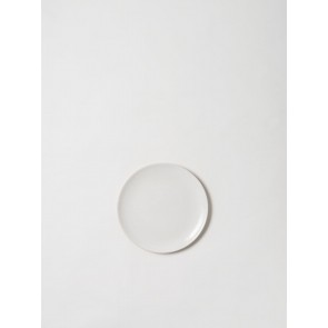 Talo Lunch Plate White - Set of 4