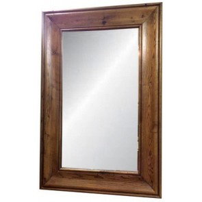 Solid Oak Mirror Natural