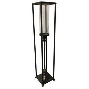 Metal Candle Holder - Medium