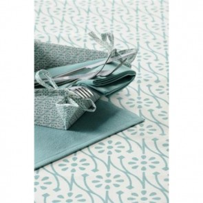 6 Pack Table Runner Flower Lagoon