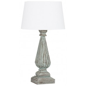 Greenwash Table Lamp with Shade