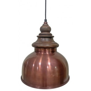 Antique Brass Hanging Pendant Light