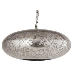 Hanging Pendant Light - Nickel