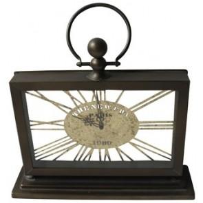 Industrial Mantle Clock