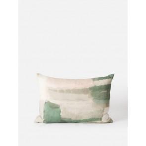 100% Linen Thea Print Cushion Cover