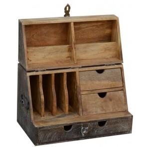 Wooden Desk Nook