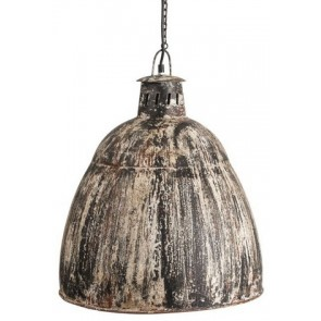 Rustic Hanging Lamp