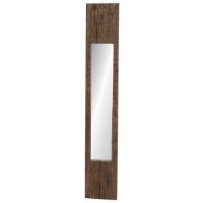 Wood Panel Mirror