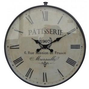Vintage Patisserie Clock