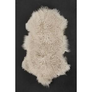 Tibetan Lamb Skin - Light Stone