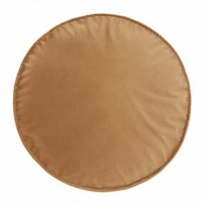 Toro Round Cushion by Savona - Caramel