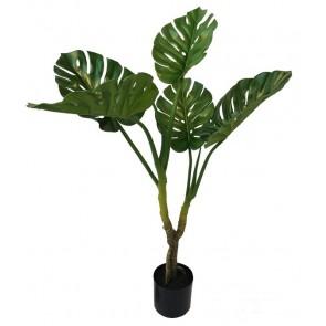 Faux Monstera Plant 110cm
