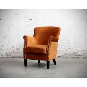 Professor Chair - Rust Orange