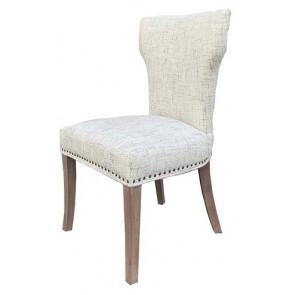 Belfast Dining Chair - Sand Linen