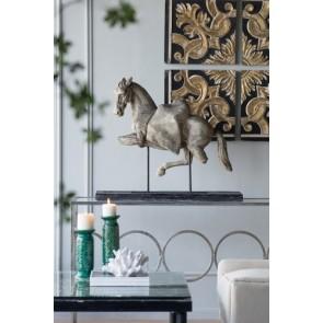 Altus Horse Figure on Stand