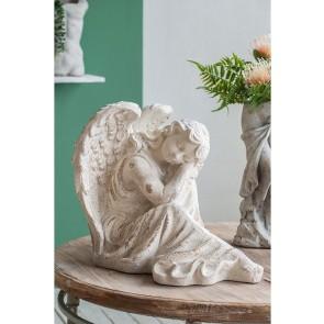 Peaceful Angel Decorative Accent